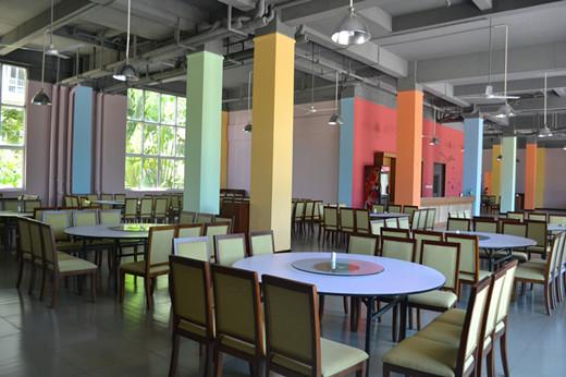 海南琼海市天来泉度假疗养基地——会员餐厅