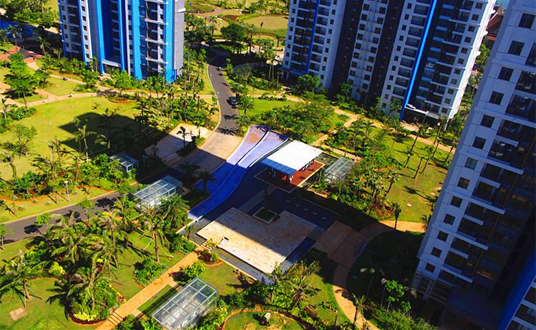 文昌高隆湾椰乡园疗养基地