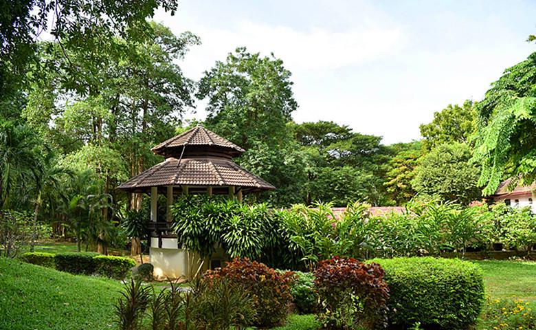 泰国国际养老度假中心环境