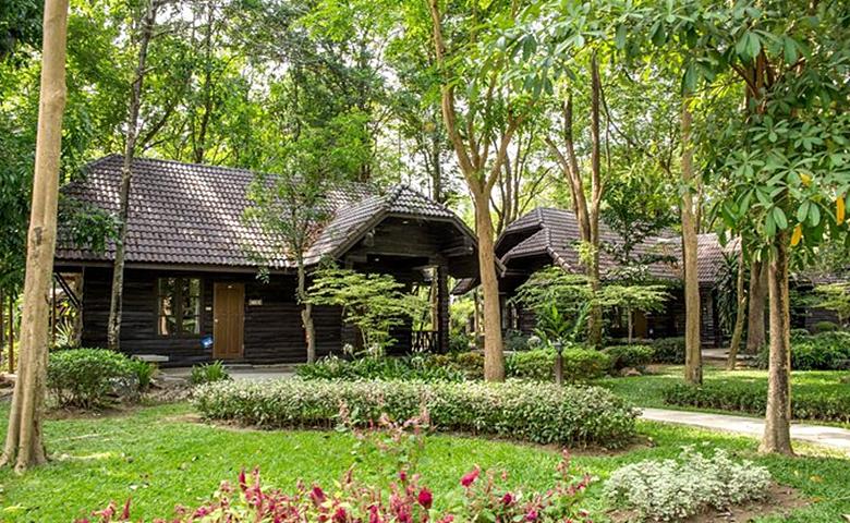 泰国国际养老度假中心服务设施