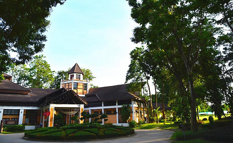 泰国国际养老度假中心基地